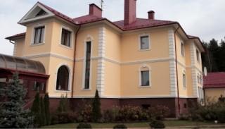 Декоративные элементы для мокрого фасада