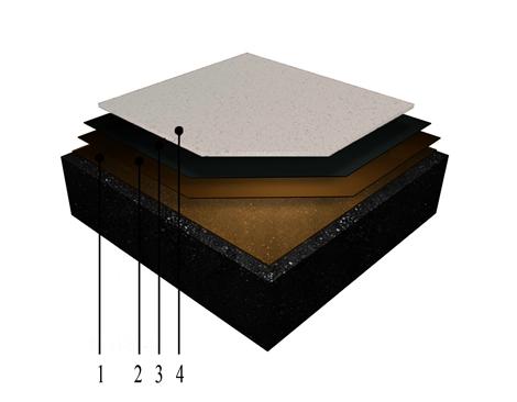 Система напольного покрытия