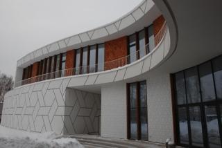 Выбор декоративной штукатурки для фасада