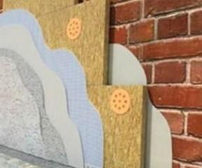 Утепление фасада штукатурной системой